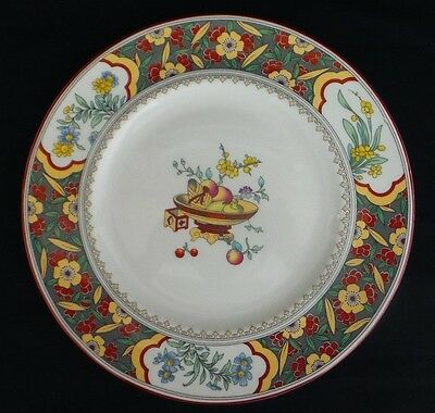 Minton Plate - Oriental Blossom 1989