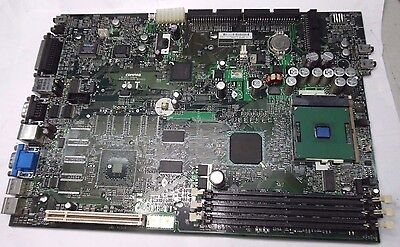 Mainboard Compaq Socket 370 sp# 239117-001  AS # 011311-101  D5S + CPU CEL 1,0