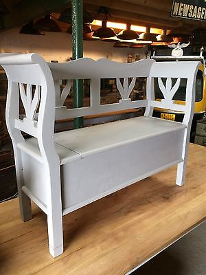 Pine Bench Settle Pew