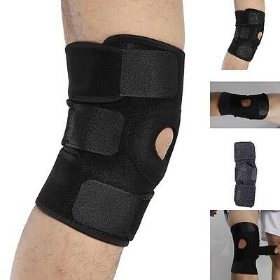 Bionix Hinged Knee Support Adjustable Strap Neoprene Pain Relief Brace NHS