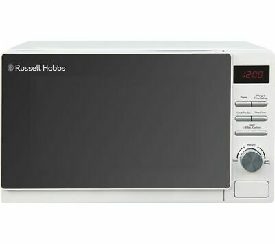 RUSSELL HOBBS Aura RHM2079A Compact Solo Microwave - White