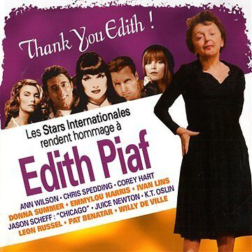 Thank you edith ! hommage - compilation Audio CD