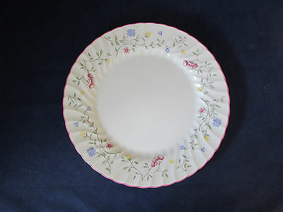 SET OF FOUR - Johnson Bros China SUMMER CHINTZ Dinner Plates