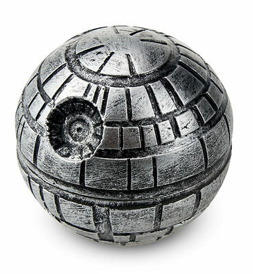 Star Wars Death Star Tobacco Herb Grinder Zinc Alloy Spice Crusher 55mm 3 parts