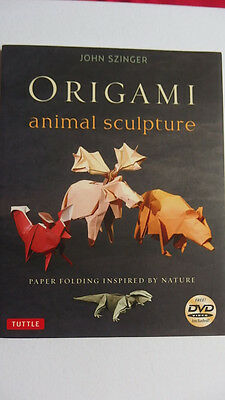 Origami Animal Sculpture // John Szinger // mit DVD