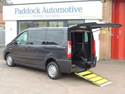 Peugeot Expert 2.0 HDi Comfort Auto Disabled Wheelchair Adapted Vehicle WAV