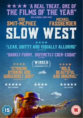 Kodi Smit-McPhee, Ben Mende...-Slow West  (UK IMPORT)  DVD NEW