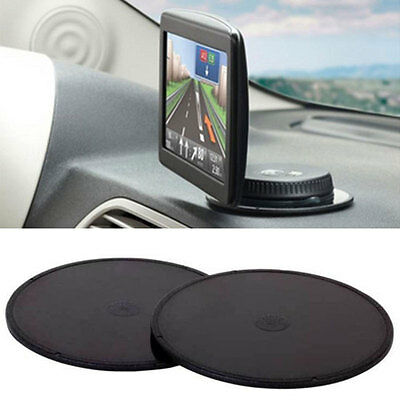GPS SAT NAV Adhesive Dashboard Disks 2 Pack for TomTom
