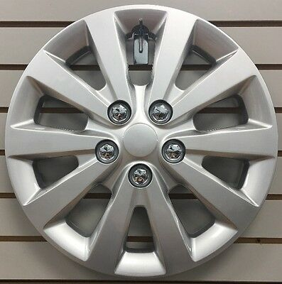 "NEW 16"" Silver Hubcap Wheelcover that FITS 2013-2019 NISSAN SENTRA"