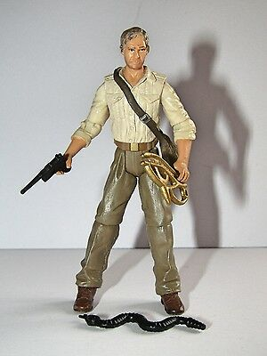 Indiana Jones Movie Trilogy Toy Figure with Accessories (Harrison Ford)