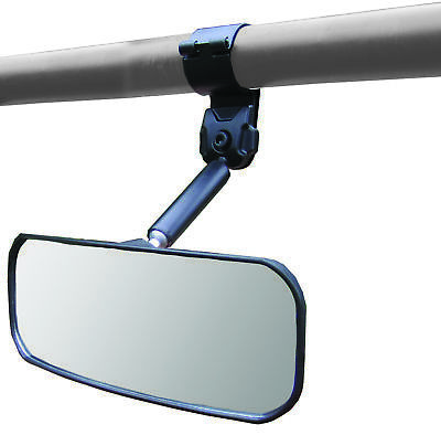 "Seizmik Universal UTV Rear View Mirror for 1.75"" Roll Cage"