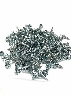 "Super Saber Sheet Metal Screws 8 x 1/2"" – Qty. 100"