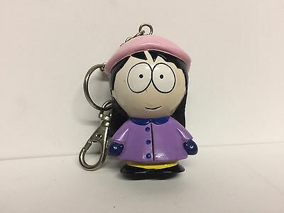 1998 South Park Wendy Keychain - Comedy Central Stan's Girlfriend