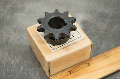 "40-B-10 Sprocket 3/4"" bore 10 Teeth RC40 RC 40 Gear New In Box"