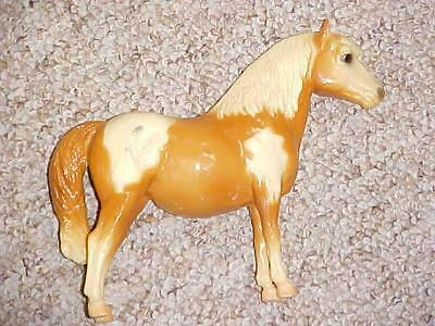 Vintage Breyer Classic Model Horse Pinto Shetland Pony From Older Collection