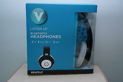 Vivitar bluetooth earphones wireless - earphones bluetooth wireless white