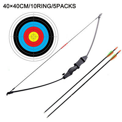 Junior Children Recurve Bow Hunting Archery Bow and Arrow set Best Gift for Kids