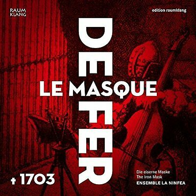 Ensemble La Ninfea-Masque De Fer  (US IMPORT)  CD NEW