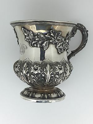 An Antique 925 Sterling Silver Wine Cup. England, William IV London, c 1832.