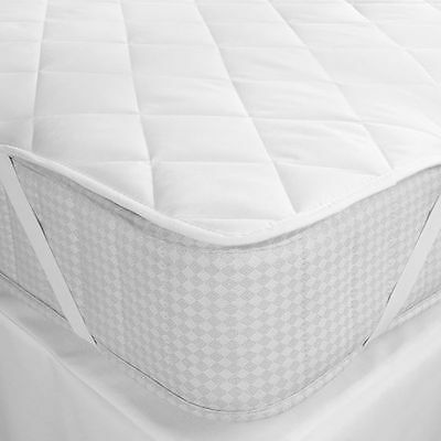 NEW Abercrombie & Ferguson Mattress Protector with Straps