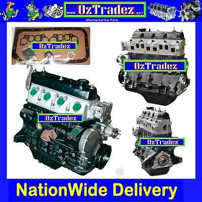 Toyota 2Y 3Y 4Y engine Hilux Hiace 4Runner Dyna Forklift BRAND NEW Crate Motor