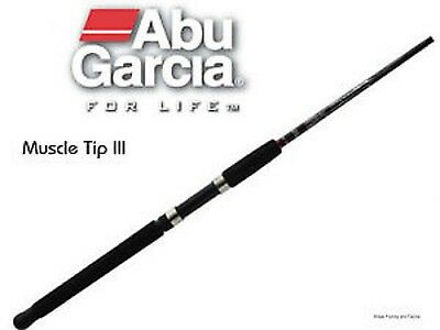 ABU GARCIA MUSCLE TIP ROD MT3702  GPM - 6 - 8kg 7Foot 2 Piece ROD Jacks  Barra