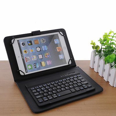 Portable Bluetooth3.0 Slim Wireless Keyboard for Android iOS Tablet PC Laptop