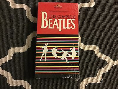 Beatles, The - The Compleat Beatles (VHS, 1994)
