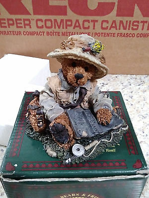 1994 Boyd's Bears OTIS...THE FISHERMAN ~RETIRED~ Resin Figurine In Original Box