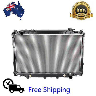 Radiator For Toyota Land Cruiser FZJ80 80 Series 4.5L 6Cyl 1992-1998 Auto/Manual
