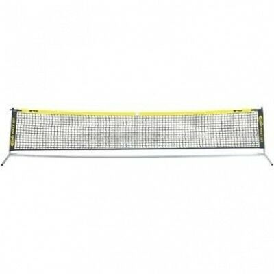 Gamma First Set Jr. Net (5.5m, Black/Yellow). Delivery is Free