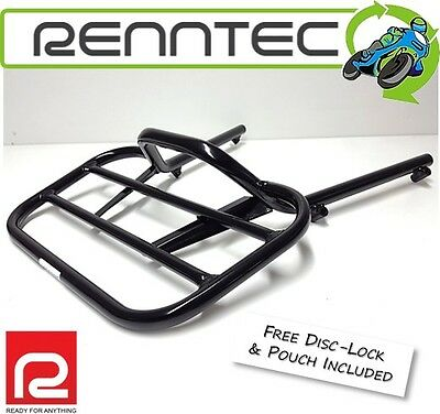 New Renntec Luggage Carrier Rack Grap Rail for Yamaha FZS1000 Fazer 2000 to 2006