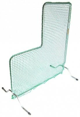 Jugs L-Shaped Fixed-Frame Pitchers Screen (1.8m). Best Price