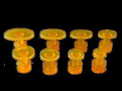 PDR Glue Puller Tabs ANSON ROOT BEER  paintless dent repair OVAL/ ROUND Variety