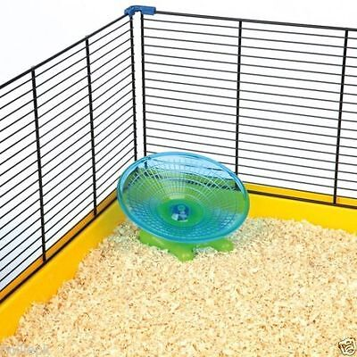 Hamster Gerbil Mouse Exercise Running Disc Wheel Toy 17Cm Non Slip