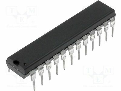 1 St. Driver; display controller; Common Cathode; DIP24
