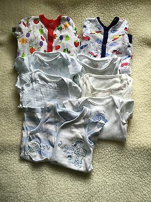 Pre-owned/ NEWBORN/ Boy / Clothes Bundle B6