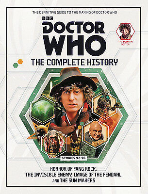 Doctor Who: The Complete History #36 Hardcover  New/sealed