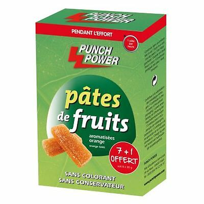 Pâtes de fruits orange (8 x 30 g)