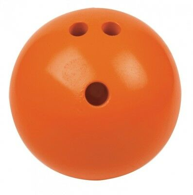 Champion Sports 1.4kg Plastic Rubberized Bowling Ball. Delivery is Free