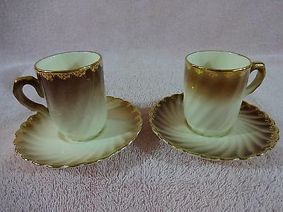 Vintage Demitasse Tea Cup And Saucer