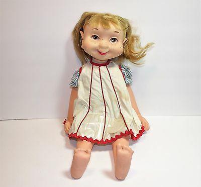Vintage 1960 Whimsie Whimsy LENA the CLEANER American Character American Doll