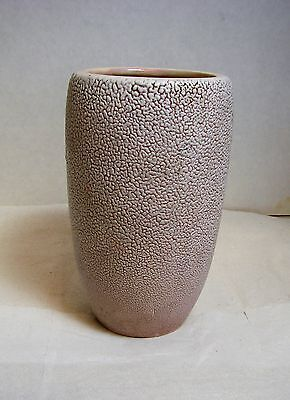 Mid-Century Royal Hickman for Royal Haeger Pink Glaze Vase - Nice