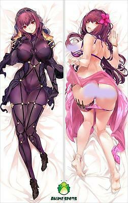 Fate Grand Order Scathach Fatego sm1932 Anime Dakimakura body pillow case
