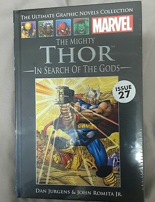 Marvel Comics . The Ultimate Graphic Novels Collection. #27 new & sealed.