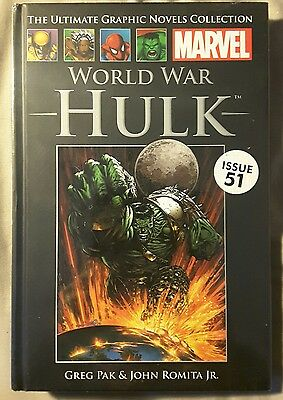 Marvel Comics . The Ultimate Graphic Novels Collection. #51 new & sealed.