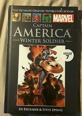 Marvel Comics . The Ultimate Graphic Novels Collection. #7 new & sealed.