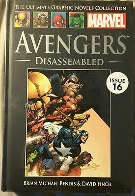 Marvel Comics . The Ultimate Graphic Novels Collection. #16 new & sealed.