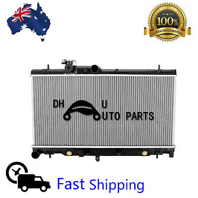 Subaru Outback Liberty Radiator fit 2.0L 2.5L 4Cyl Engine 1998-2003 Auto/Manual