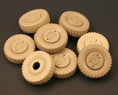 Road wheels for M1070 Truck Tractor, RE35 -121, PANZER ART, 1:35